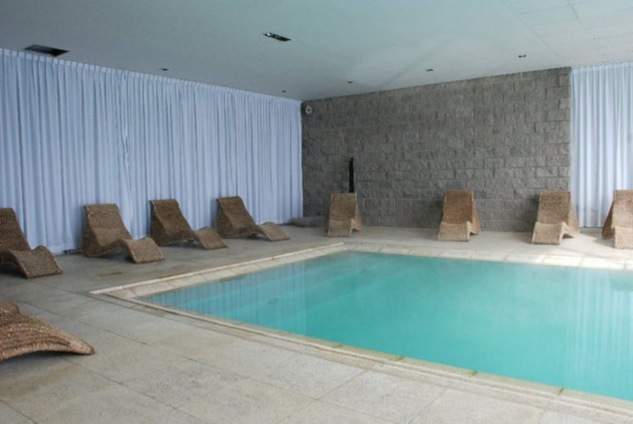 Pool Interior Hotel Virgo